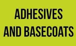 adhesives-basecoats