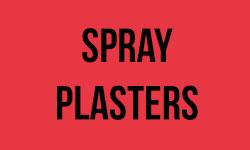 spray-plasters